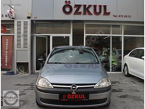 2003 OPEL CORSA 1.2 CLUB KLİMALI 150.000 KM'DE...