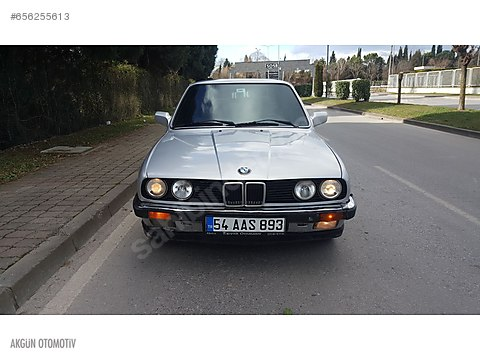 TÜRKİYE'NİN EN UCUZU MUAYENELİ 1984 E 30 BMW 3.16...