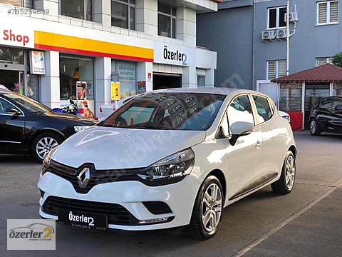 2018 CLIO IV JOY 1.5 DCI 57.000 KM HATASIZ %18...