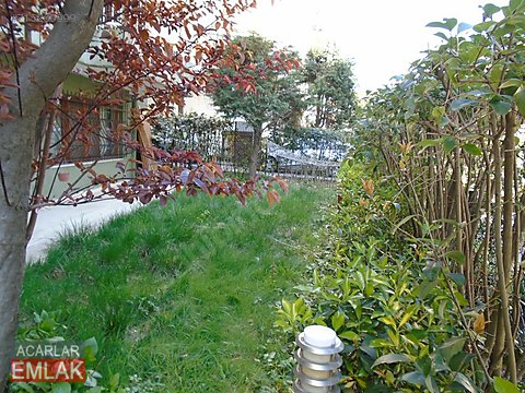 Sarıyer Acarlar da İyi Konumda 3+1 Bahçe Katı