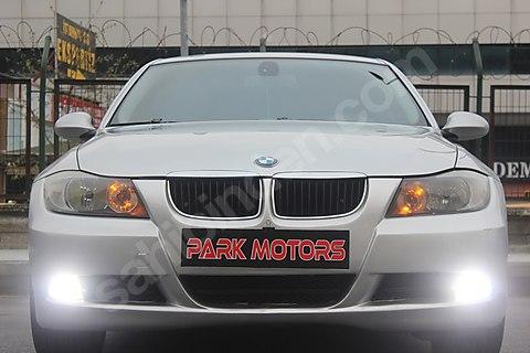 PARK MOTRS 2007 BMW 3.20d PREMİUM GENİŞ EKRAN XENON...