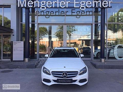 Mercedes-Benz Certified- Mengerler Egemer - 2018...