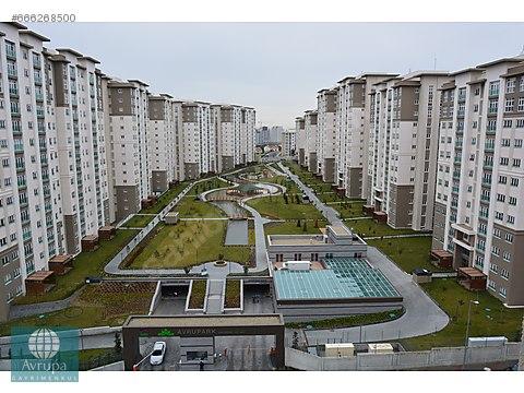 Bahçeşehir Avrupark'da Satılık 4+1 Daire 185m2...