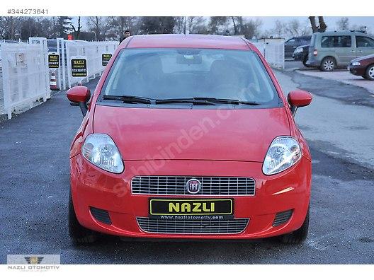 FIAT PUNTO 1.4 (senetle taksitlendirme seçeneğimiz vardır)