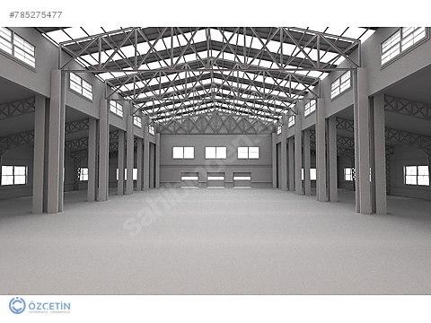 ÖZÇETİN'DEN KESTEL SANAYİ'DE KİRALIK 2.500 m² TEK...