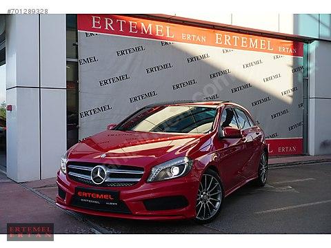 ERTEMEL'DEN-EMSALSİZ TEMİZLİKTE-2014 A180 CDİ AMG-69.000...