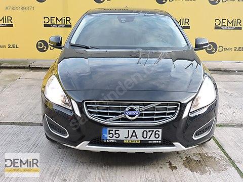 SAMSUN DEMİR OPEL'DEN VOLVO S60 1.6 D PREMİUM OTOMATİK