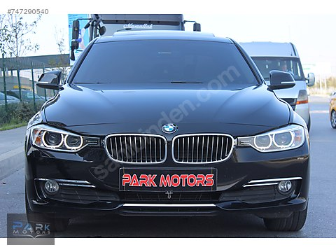 2013 BMW 3.16i LUXURY LİNE SUNROOF XENON LED START...