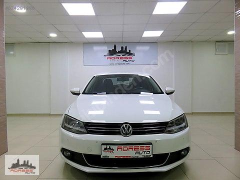 ADRESS AUTO 'dan 2012 VW JETTA 1.4 TSİ