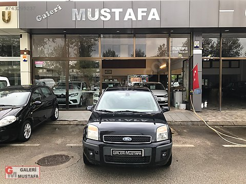 198000 KMDE 2006 FORD FUSİON 1.6 TDCİ LUX