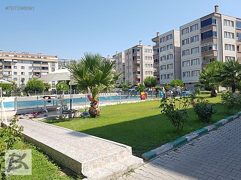 MERKEZİ KONUMDA,SİTE İÇİ,HAVUZLU,OTOPARKLI 3+1...