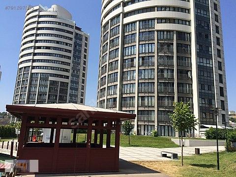 Deniz Emlak'tan Bosphorus City de 2+1, Eşyalı Daire