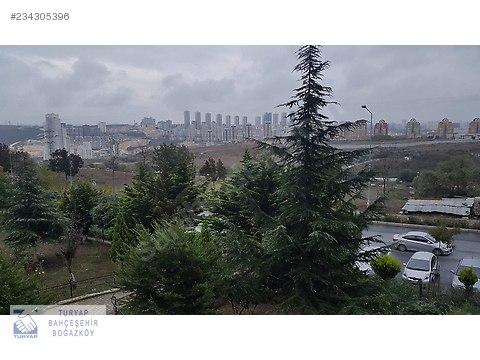 Bahçeşehir Boğazköy'de Güney Cephe 165 m2 Satılık 3+1 Daire #234305396