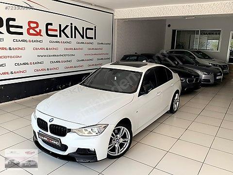 2015 BMW 316i İÇ - DIŞ M PAKET 136.000 KM de