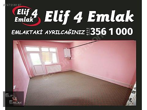 ELİF 4 EMLAK'TAN TEPEBAŞI GÖBEKTE ÖN CEPHE 2+1...