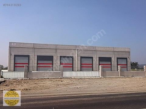 Bülent ATEŞCİ'den Ana Yola Sıfır Depo - Fabrika