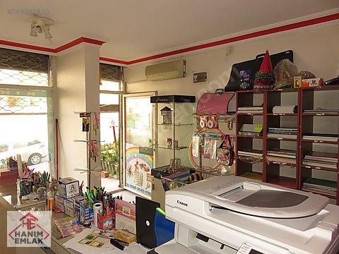Hanım Emlak'tan Okul Karşısında Satılık 32 m2 Dükkan
