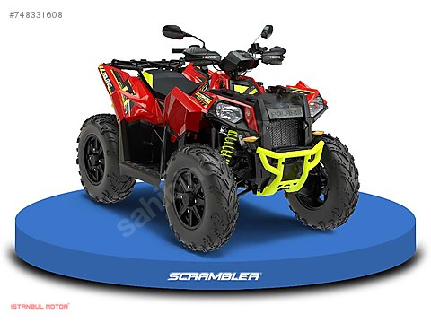 İSTANBUL MOTOR-2019 SCRAMBLER XP 1000 T3- STOKLARIMIZDA