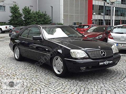 1998 MERCEDES CL500 COUPE 218.000 KM