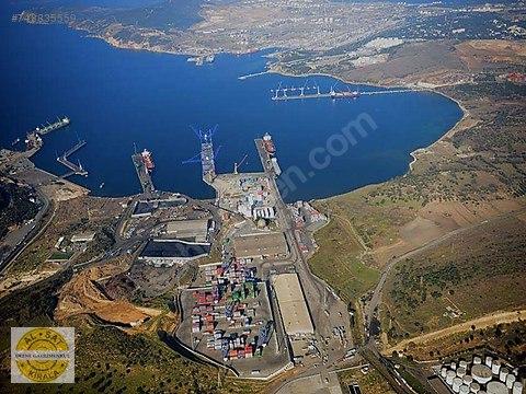 Bülent ATEŞCİ'den Ağır Sanayi İmarlı 56000 m2 Arsa