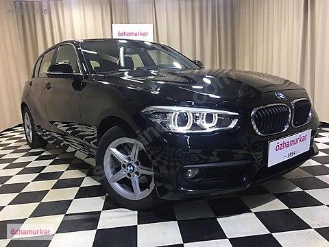ÖZHAMURKAR-2016 ORJİNAL BMW 1 16d 1.5 JOY 116 HP
