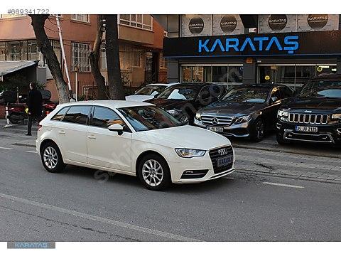 KARATAŞ' tan 2013 AUDI A3 Sportback 1.6 TDİ.Attraction