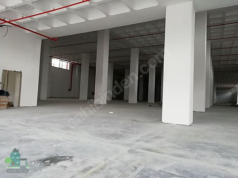 KİRALİK 9200 m2 FABRİKA HADİMKOY SANAYİDE