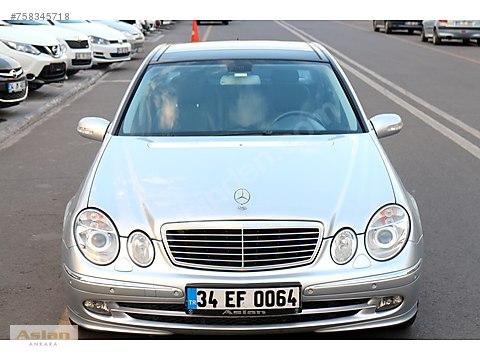 2006 E 220 CDİ AVANTGARDE_GÜMÜŞ GRİ_260.000 KM...