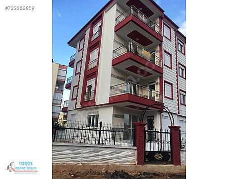 TOROS İNŞ EMLAKTAN 3+1 130 M2 ÇİFT BALKONLU GENİŞ...