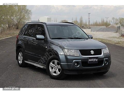 2007 Suzuki Grand Vitara 2.0 -LPG - Otomatik Vites-...