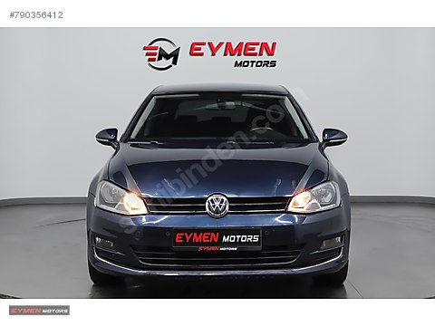 EYMEN MOTORS 2015 MODEL GOLF 1.6TDİ COMFORTLİNE...