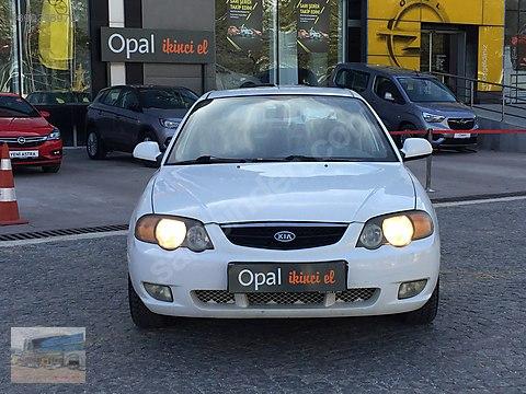 OPAL OTOMOTİV'DEN KIA SHUMA 1.6 LS