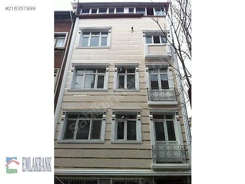 FINDIKZADE 1+1 50 m2 kombi 5 KATLI FULL YAPILI SATILIK BİNA #216357999