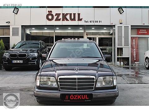 1995 MERCEDES E200 ORJİNAL 176.000 KM'DE EMSALSİZ...