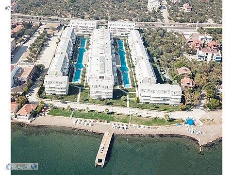 Küçükkuyu Port Sitesinde Satılık Dubleks Yazlık