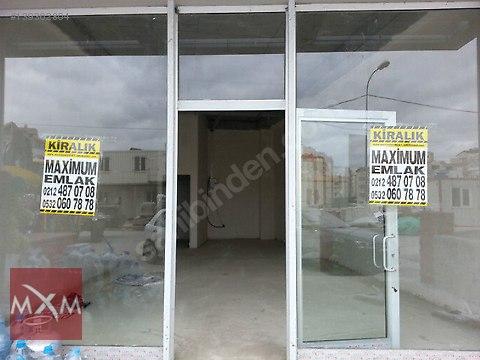 ariva residence kiralık 48 m2 dükkan #139362804