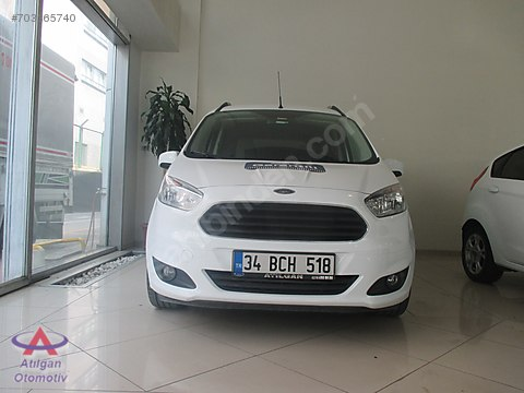 ATILGAN 2,EL 2018 MODEL FORD COURİER JOURNEY 31,000...