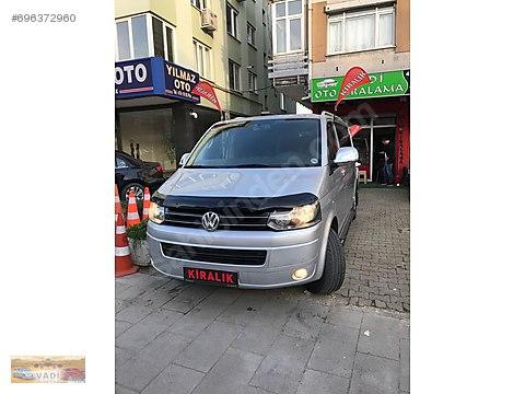 VOLKSWAGEN CARAVELLE MİNİBÜS OTOMATİK DİZEL 8+1...