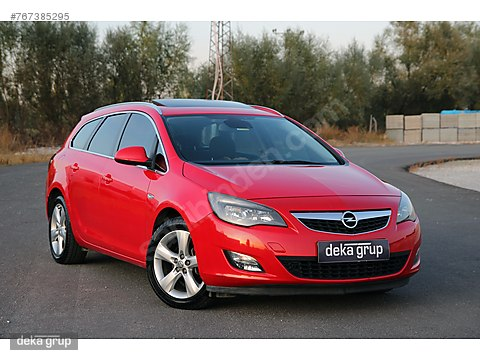 2011 Opel Astra SW 1.6 Sport - Otomatik Vites -...
