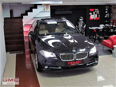 2016 BMW 525 xDRİVE EXECUTIVE NBT VAKUM BAYİ %18...
