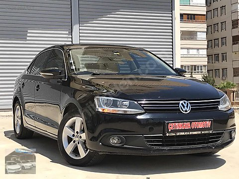 2012 VW JETTA OTOMATİK 7 İLERİ