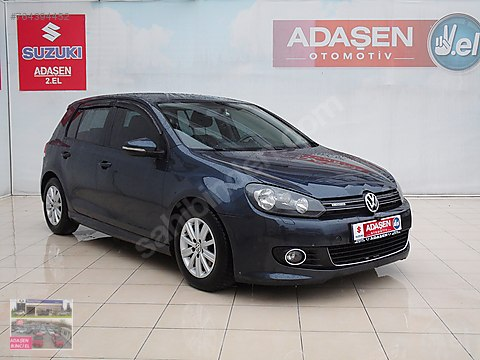 ADAŞEN''DEN__2011 VW. GOLF 1.6 TDI DİZEL BLUEMOTION