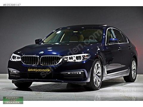 BAKIRKÖY'DEN 2017 BORUSAN BMW 520d PRESTİGE+BUSİNESS...
