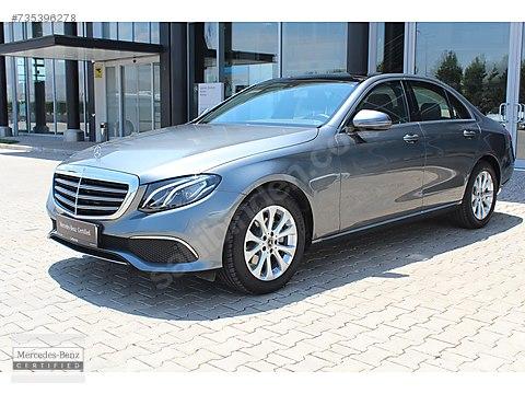 Mercedes-Benz Certified-GELECEK Malatya 2018 E...