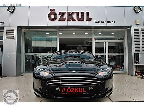 2010 ASTON MARTİN DB9 V12 24.000 KM'DE TAM ÖTV