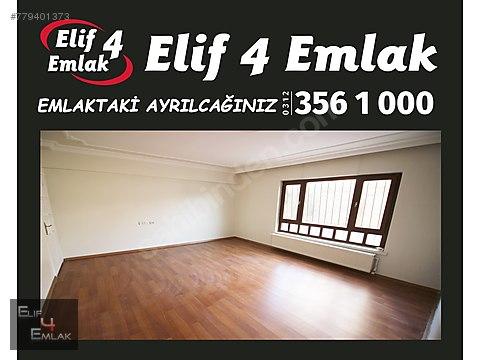ELİF 4 EMLAK'TAN GÜÇLÜKAYA MAH BAĞIMSIZ FULL YAPILI...