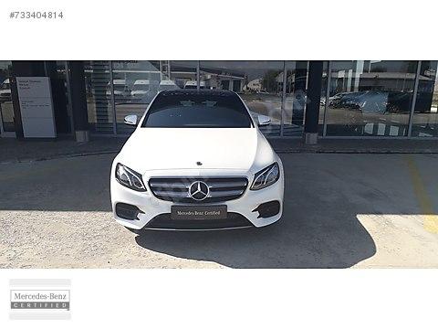 Mercedes-Benz Certified-GELECEK Erzurum-2018 E...