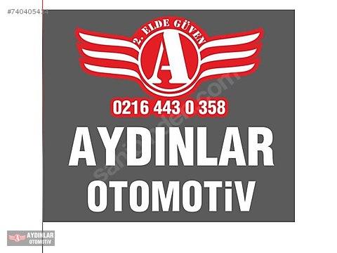 AYDINLAR OTO'DAN BOYASIZ 2017 MODEL DSG BMT COMFOR....