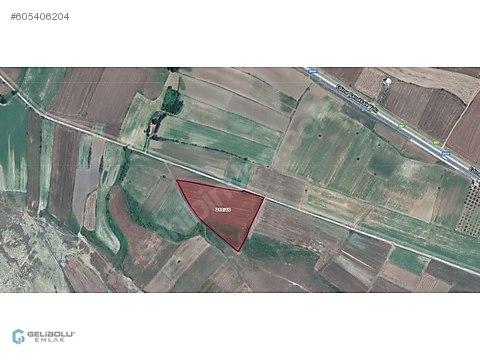 GELİBOLU EVREŞE İMAR PLANININ İÇİNDE 24.586 m2...