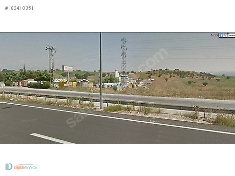 İzmir yoluna Cephe Görükle Mera da 20 Dönüm Ticari...
